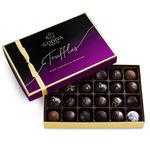 GODIVA 24 Piece Dark Chocolate Truffles Product Image