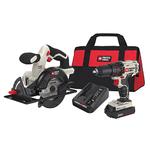 20V MAX Lithium Drill/Driver & Circular Saw Kit Product Image