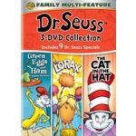 Dr Seuss Triple Feature Product Image