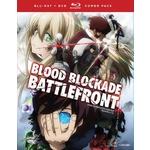 Blood Blockade Battlefront-Complete Series Product Image