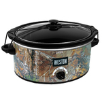 Realtree Outfitters 5 Qt Camo Slow Cooker Product Image