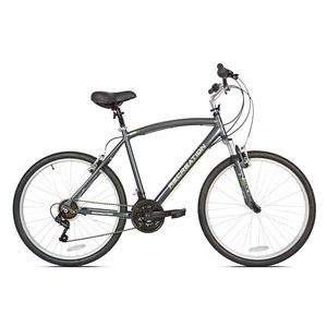 Northway Men's Comfort Bike - Charcoal Product Image