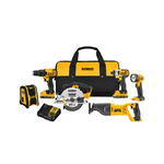 20V MAX Compact 6-Tool Combo Kit Product Image