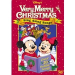 Sing Along Songs Very Merry Christmas Product Image
