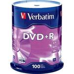 DVD+R 4.7GB 16x Disc (100 Pack) Product Image