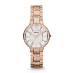 Fossil Women's Virginia Three-Hand Stainless Steel Watch Product Image