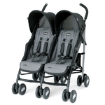 Echo Twin Stroller Coal Product Image