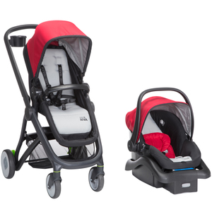 RIVA 6-in-1 Flex Travel System Red Rocks Product Image