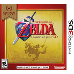 Nintendo Selects: Legend of Zelda: Ocarina of Time 3d Product Image