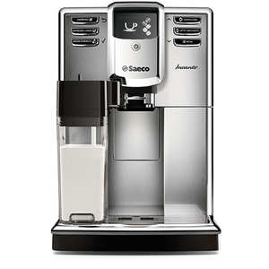 Incanto Super-Automatic Stainless Steel Espresso Machine Product Image