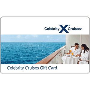Celebrity Cruises eGift Card $500 Product Image