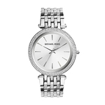 Ladies Darci Stainless Steel Watch Silver-Tone Dial