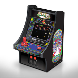 Galaga Micro Retro Arcade Game Product Image