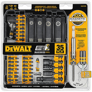 35pc Impact Ready Screwdriving Set Product Image