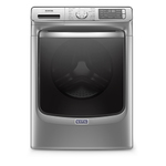 Smart 5 Cu Ft Front Load Washer w/ 24 Hour Fresh Hold Metallic Slate Product Image