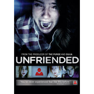Unfriended Product Image