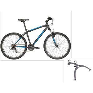 820 Cross Country Mountain Bike plus 2-Bike Car Rack Package Product Image