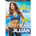 Jillian Michaels-6 Week Six Pack Product Image