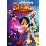Lego Dc Super Hero Girls-Brain Drain Product Image