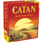 Catan Board Game Ages 10+ Years Product Image