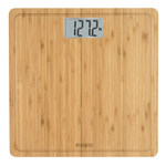 Natural Bamboo Digital Bathroom Scale Product Image