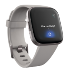 Fitbit Versa 2™ (Stone/Mist Grey Aluminum)