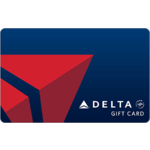Delta Airlines eGift Card $250.00 Product Image