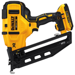 20V Max 16GA Angled Finish Nailer Kit Product Image