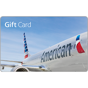 American Airlines eGift Card $250 Product Image