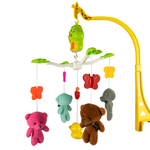 Wind Up Plush Musical Bear Mobile Product Image
