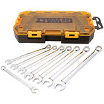 8pc Tough Box Metric Wrench Set Product Image