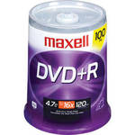 DVD+R 4.7GB, 16x Disc (100) Product Image