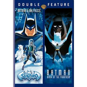 Batman-Mask of the Phantasm & Mr Freeze-Sub Zero Product Image