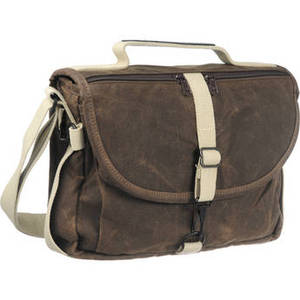 F-803 RuggedWear Messenger Bag (Brown) Product Image
