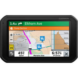 RV 785 & Traffic RV Navigator with Built-In Dash Camera Product Image