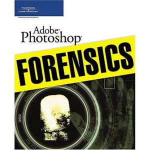 Book: Adobe Photoshop Forensics by Cynthia Baron Product Image