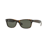 Ray-Ban Polarized New Wayfarer Classic Sunglasses Product Image