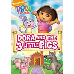 Dora the Explorer-Dora and the Three Little Pigs Product Image