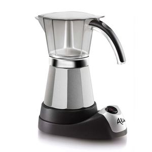 Alicia Electric Moka Espresso Maker Product Image