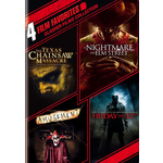 4 Film Favorites-Slasher Films Collection Product Image