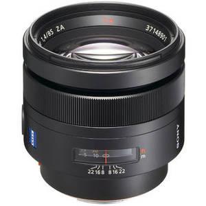 Planar T* 85mm f/1.4 ZA Lens Product Image