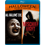 Halloween Double Feature Product Image