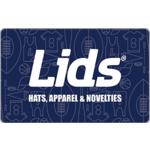Lids eGift Card $50.00 Product Image