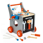 Brico Kids Magnetic DIY Tool Trolley Ages 18-36 Months Product Image