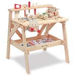 Wooden Project Workbench Ages 3+ Years Product Image
