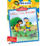 Caillou-Caillous Fun Outside Product Image