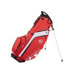 Feather Carry Bag Red/White Product Image