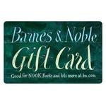 Barnes & Noble Certificate $75.00