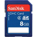 8GB SDHC Memory Card Class 4