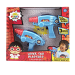 Ryan's World Laser Tag Blasters Ages 5+ Years Product Image